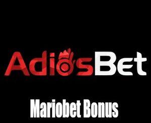 MariobetBonus